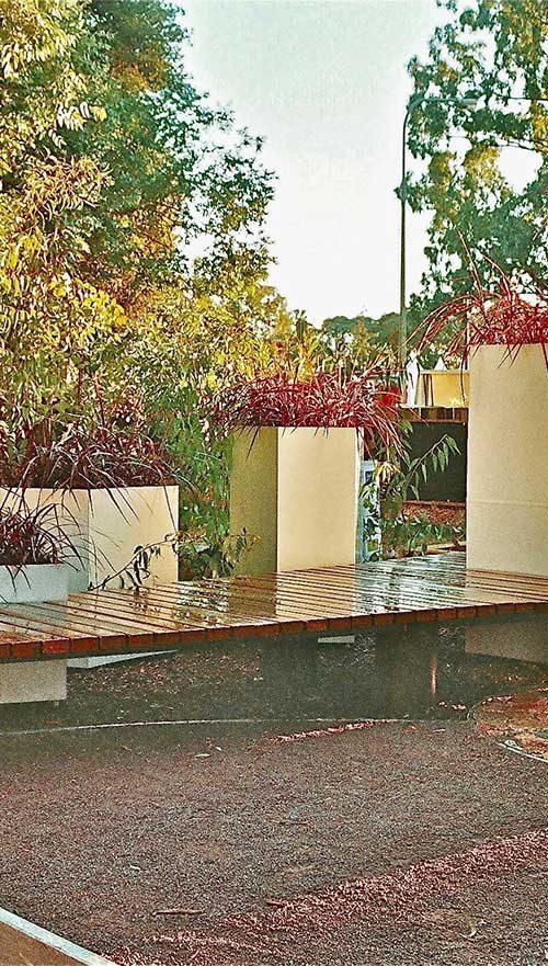 Land Art Landscape Architecture Canberra